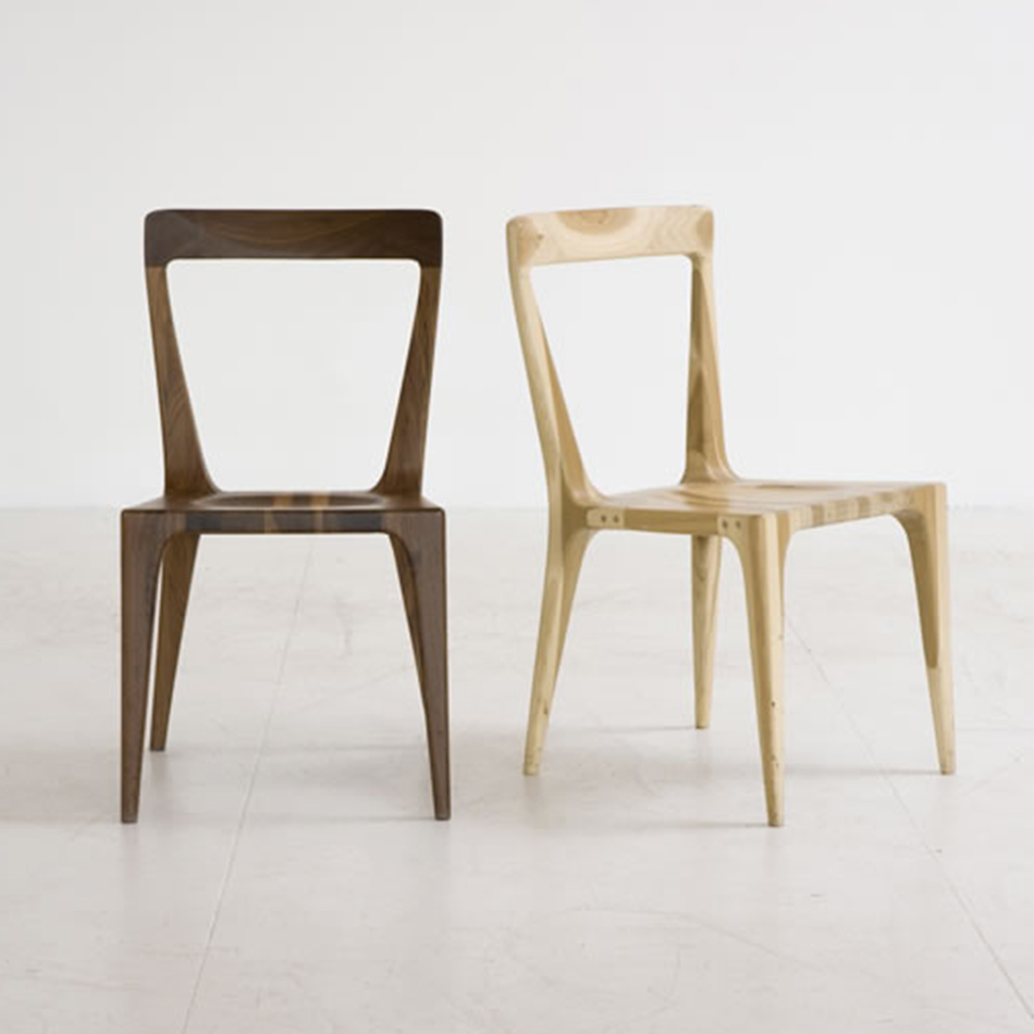 Kevin Walz - Pull Up Chair