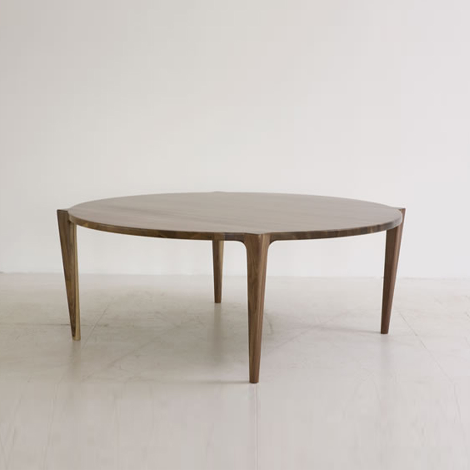 Kevin Walz - Round Dining Table
