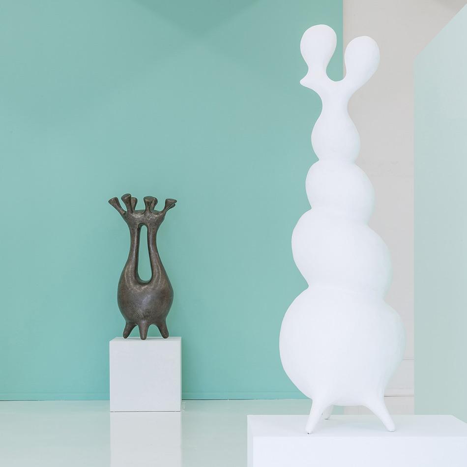John Koga - Standing Plaster #2