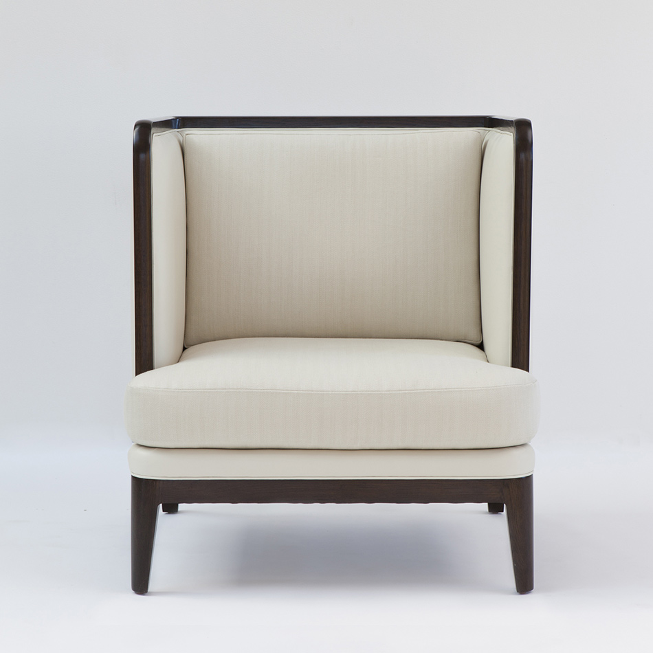 Andree Putman - Pagoda Club Chair