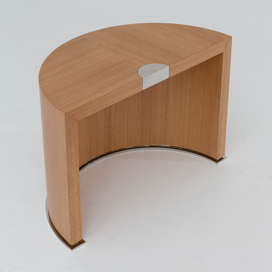 Andree Putman - New Moon Side Table