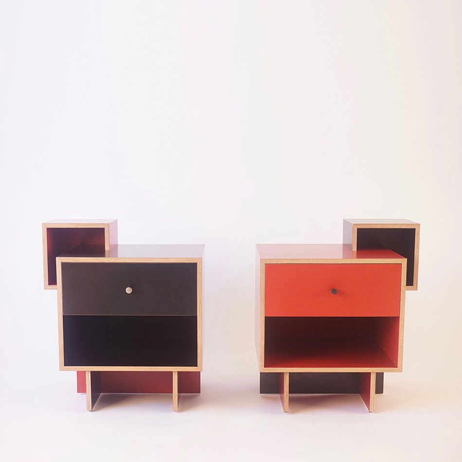 Chris Lehrecke - Weimar Side Table