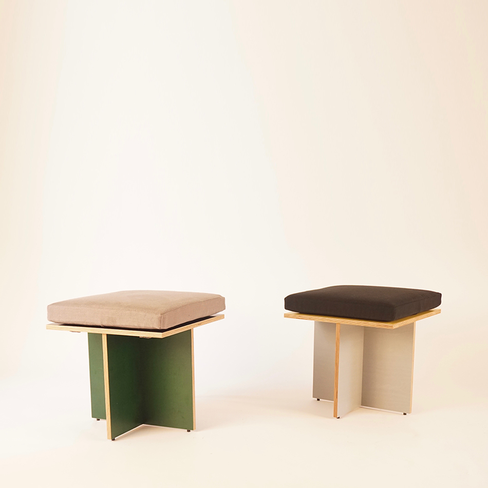 Chris Lehrecke - Weimar Stool