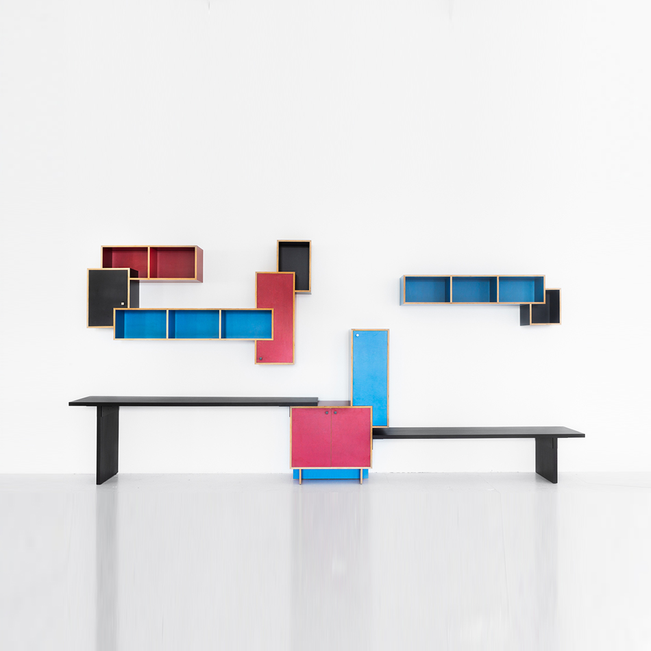 Chris Lehrecke - Weimar Wall Unit