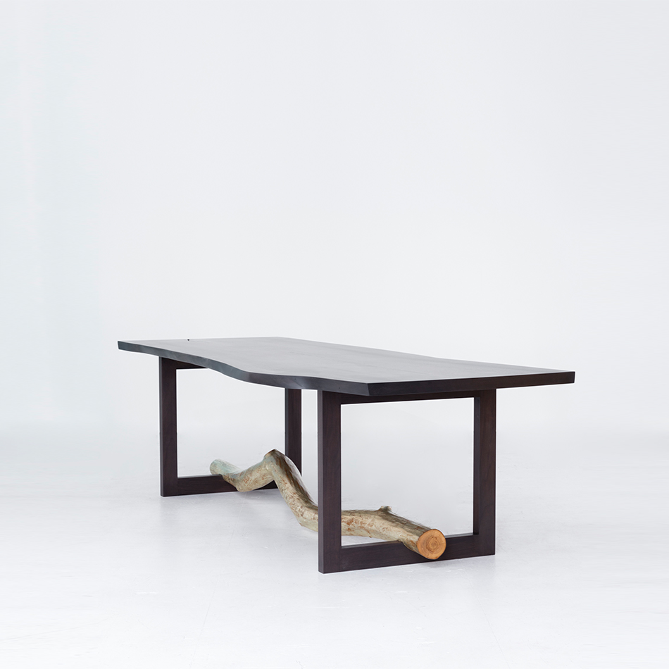 Chris Lehrecke / Gabriella Kiss - Gilded Elm Branch Dining Table