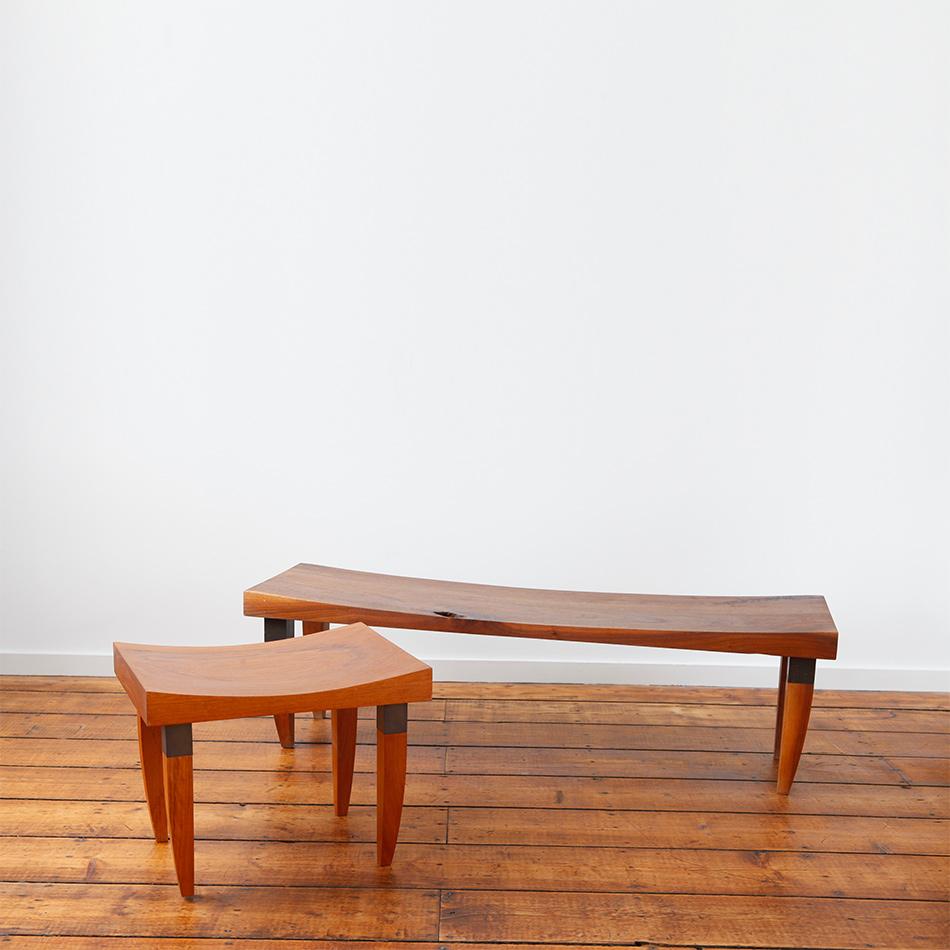 Chris Lehrecke - Bench & Stool