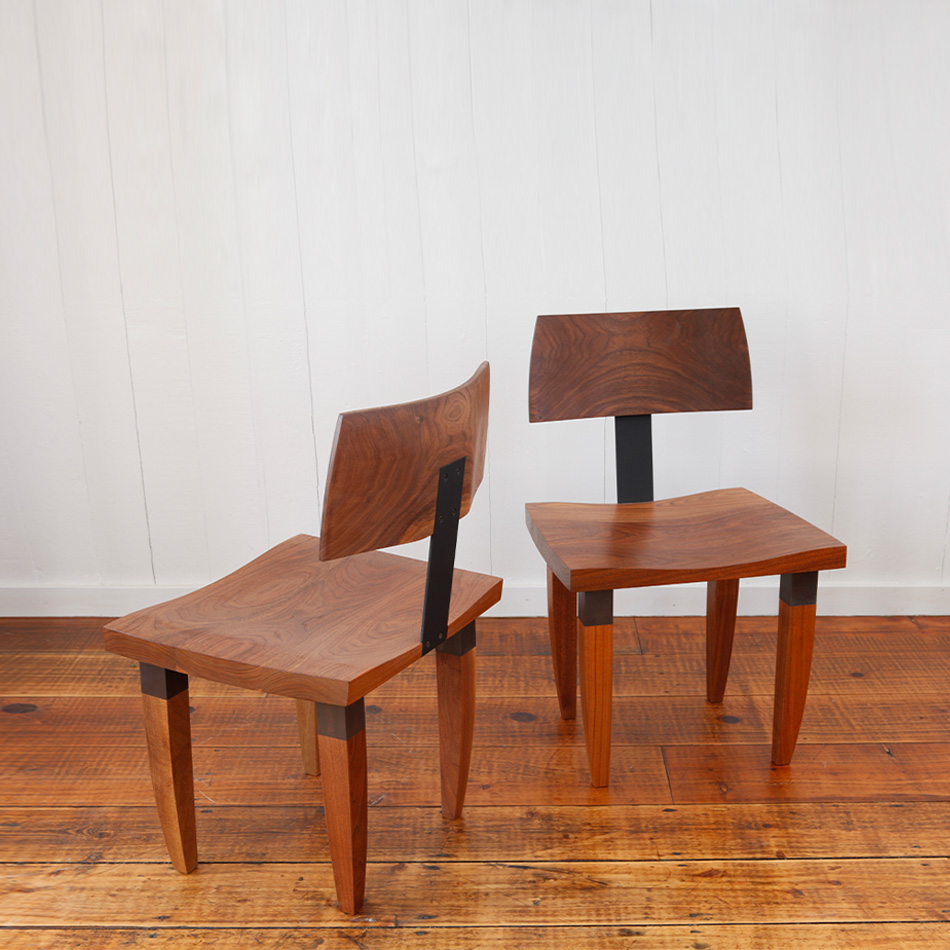 Chris Lehrecke - Dining chair #2