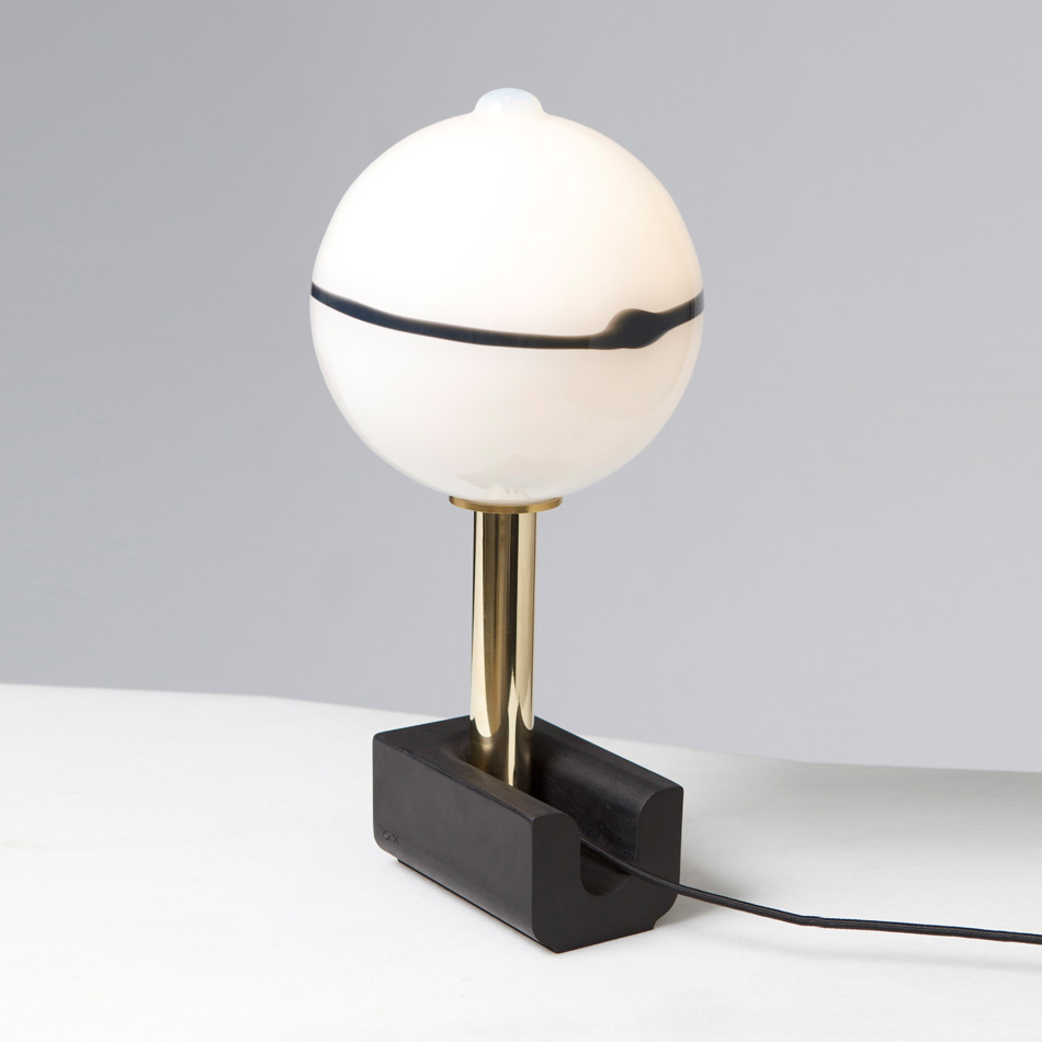 Eric Schmitt - Sphere Table Lamp