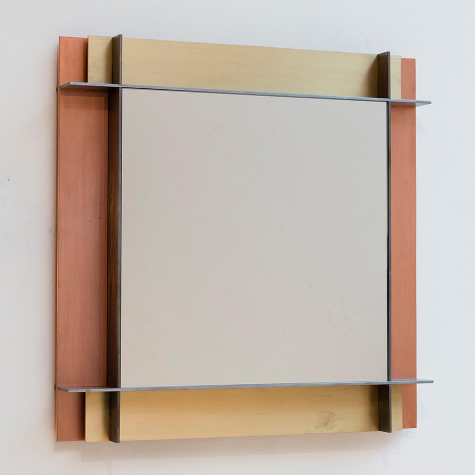 Fran Taubman - Flat Bar Mirror