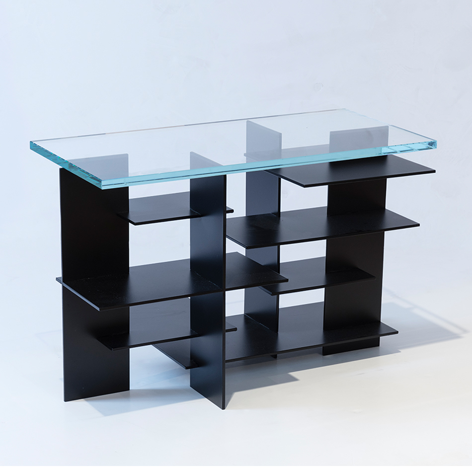 Fran Taubman - Plate End Table