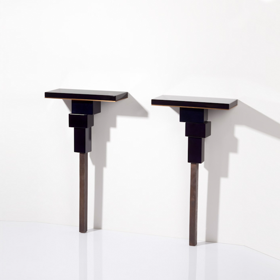 Herve Van der Straeten - Console Virgule 274