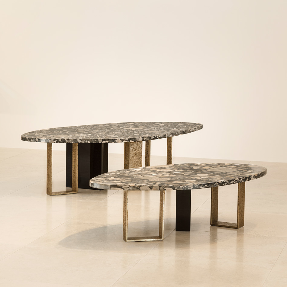 Herve Van der Straeten - Table Basse Cache Cache 537