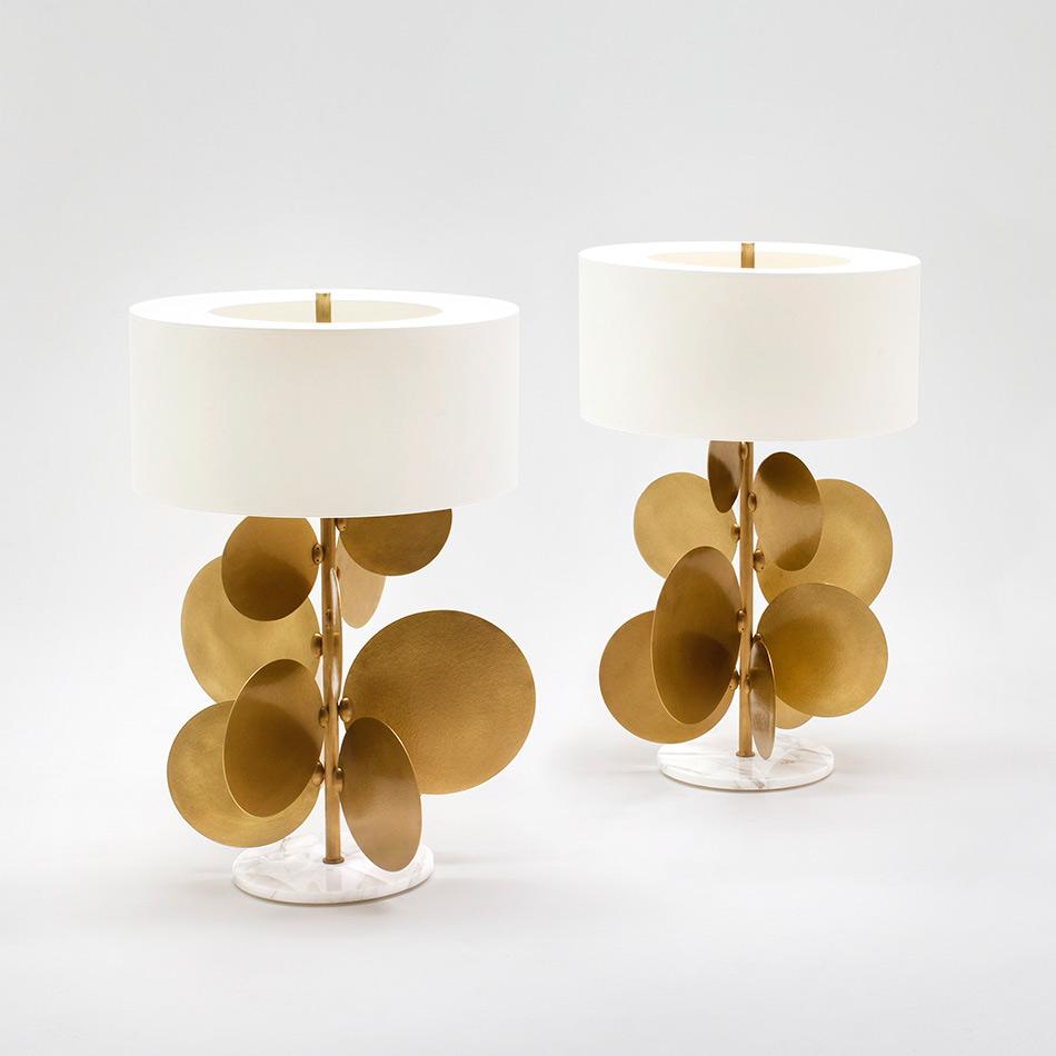 Herve Van der Straeten - Lampe Pastilles 373