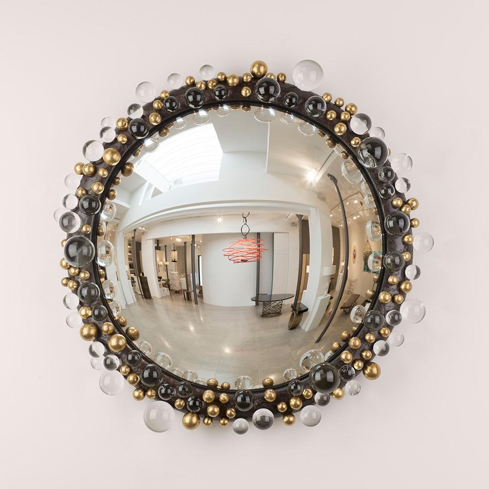 Herve Van der Straeten - Miroir Fizzy 485