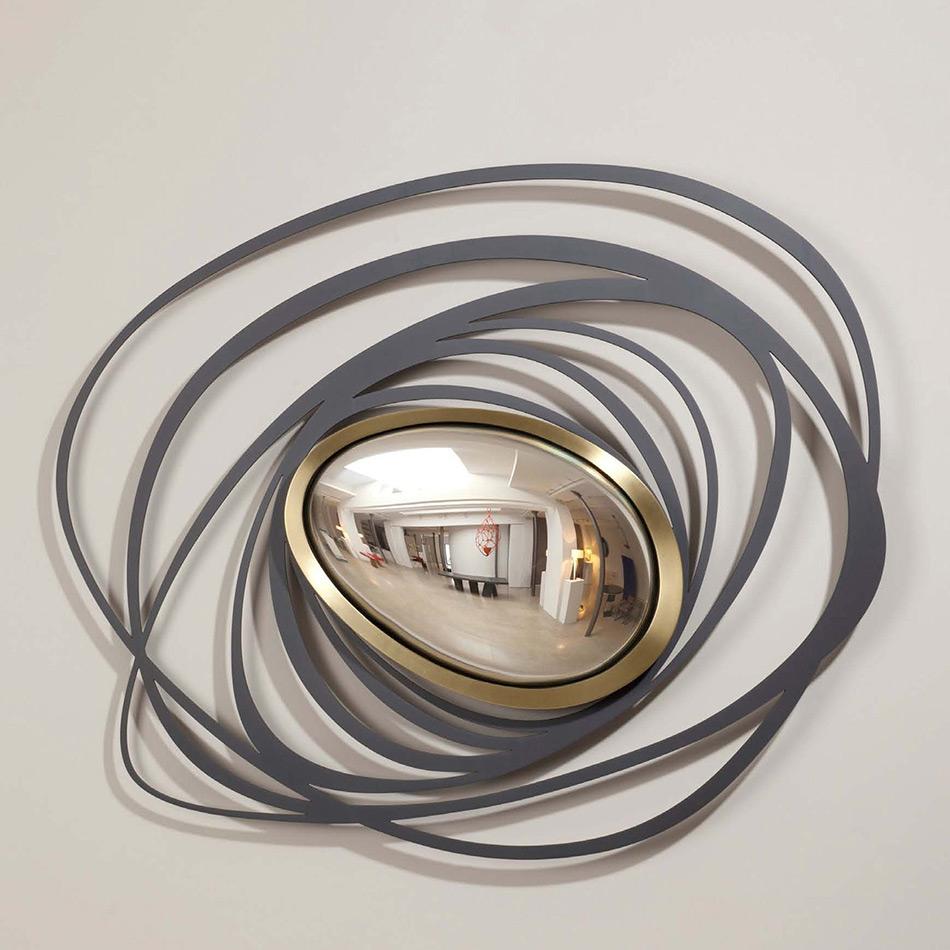 Herve Van Der Straeten - 445 Miroir Nebuleuse