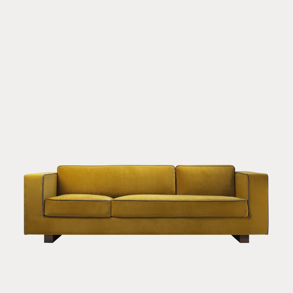 India Mahdavi - Buffer Sofa