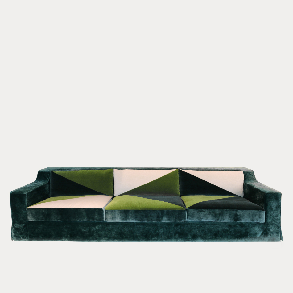 India Mahdavi - Jet Lag Sofa