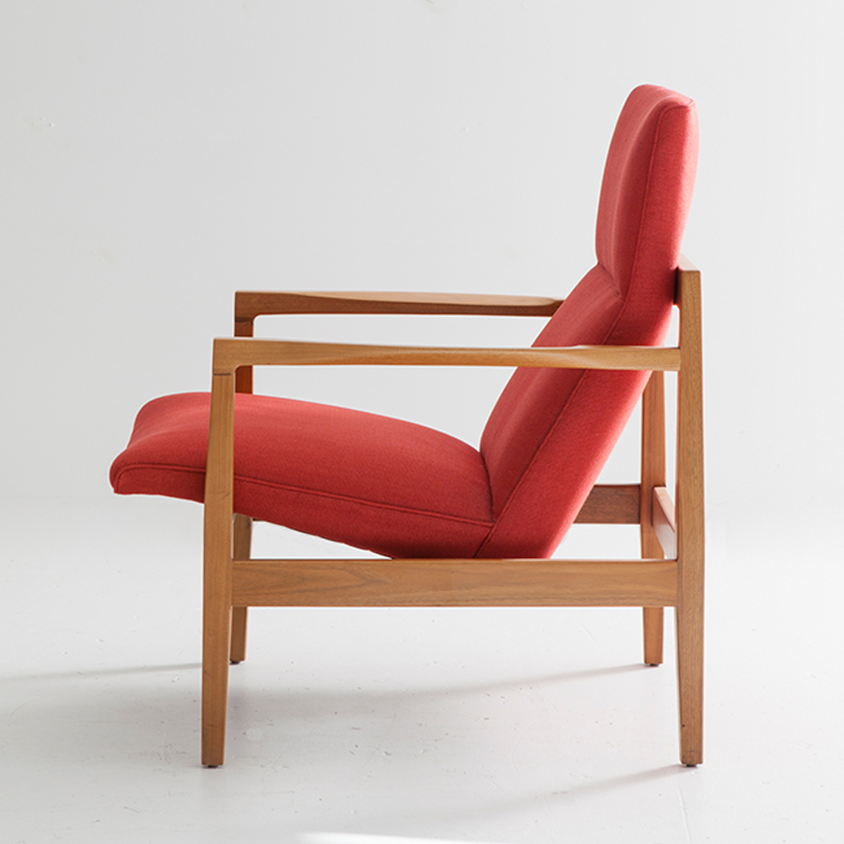 Jens Risom - Low Arm Chair