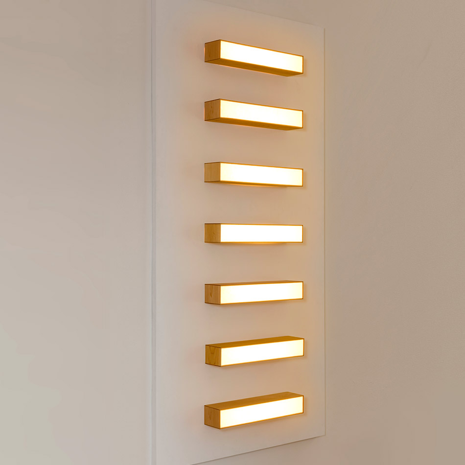 John Wigmore - Light Sculpture #49
