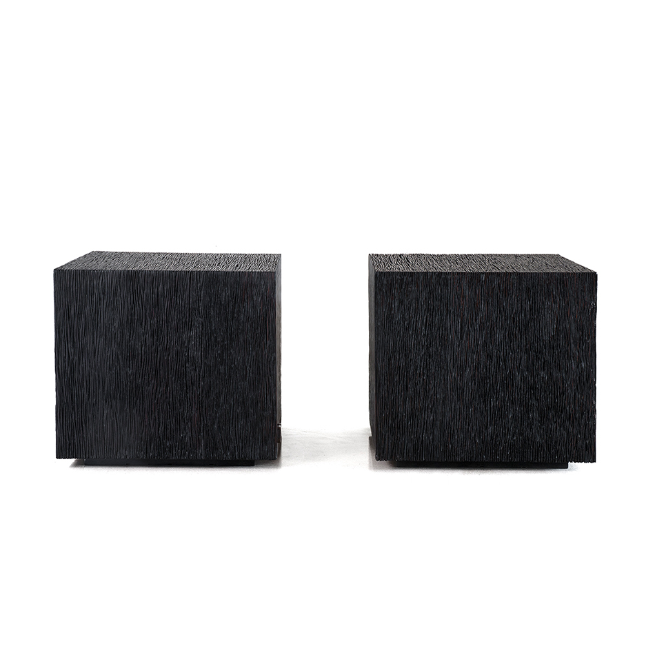 Jerome Abel Seguin - Side Tables