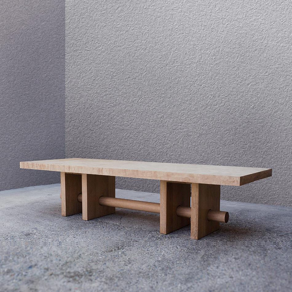 Jerome Abel Seguin - Wooden Table