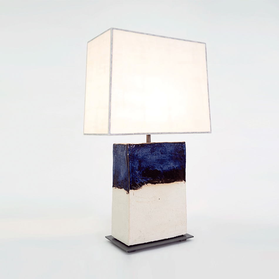 John Wigmore - Rectangular Table Lamp TL001