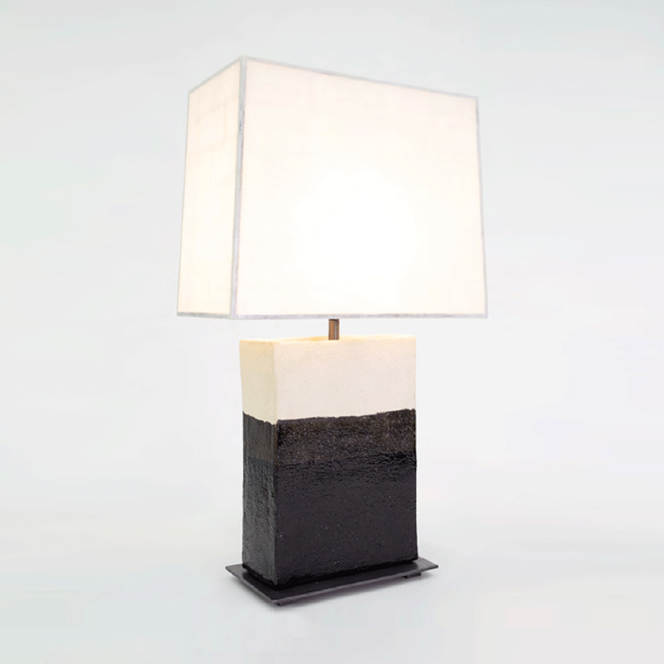 John Wigmore - Rectangular Table Lamp TL004