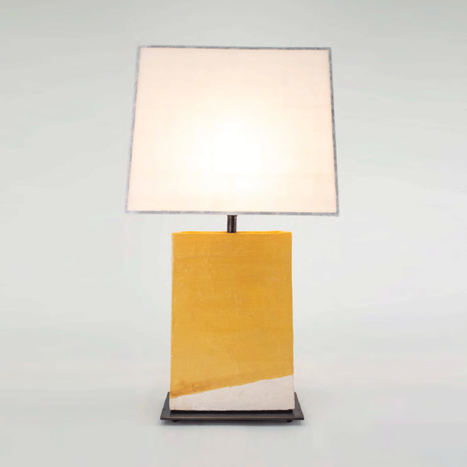 John Wigmore - Rectangular Table Lamp TL006