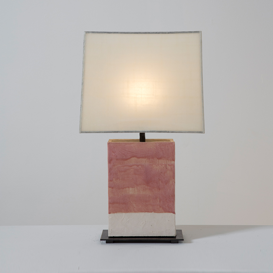 John Wigmore - Rectangular Table Lamp TL014
