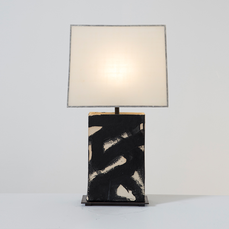 John Wigmore - Rectangular Table Lamp TL016