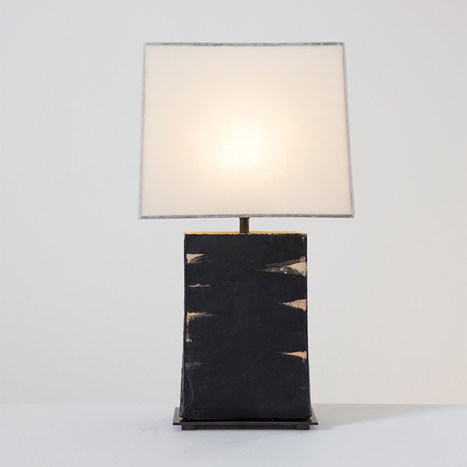 John Wigmore - Rectangular Table Lamp TL017