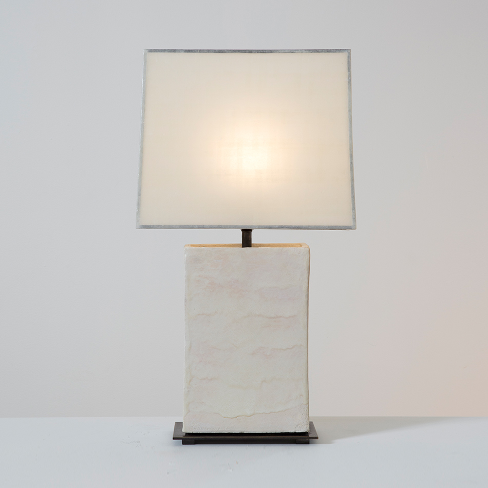 John Wigmore - Rectangular Table Lamp TL019