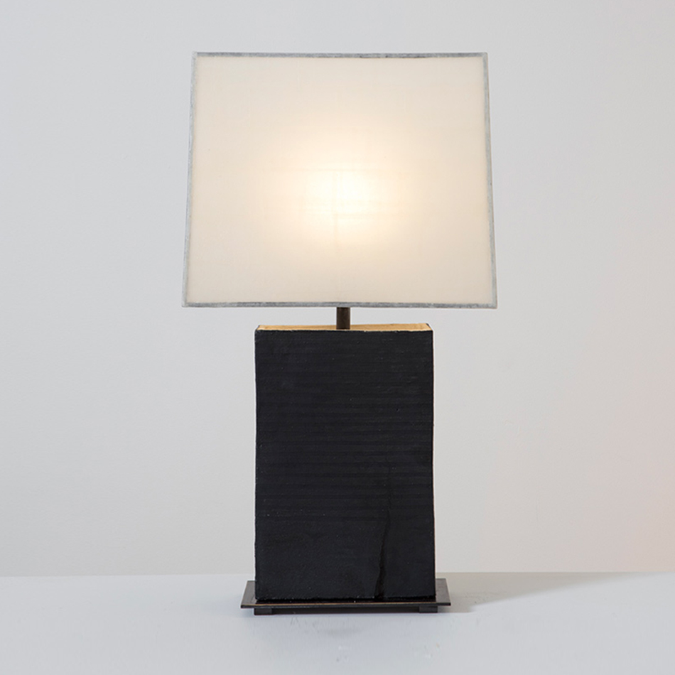 John Wigmore - Rectangular Table Lamp TL020