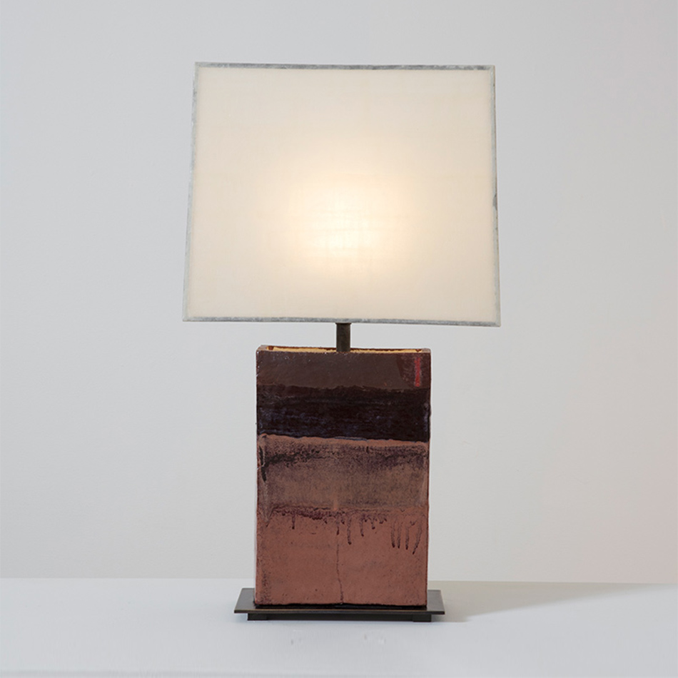 John Wigmore - Rectangular Table Lamp TL021
