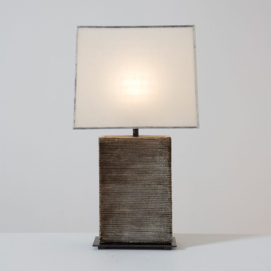 John Wigmore - Rectangular Table Lamp TL022