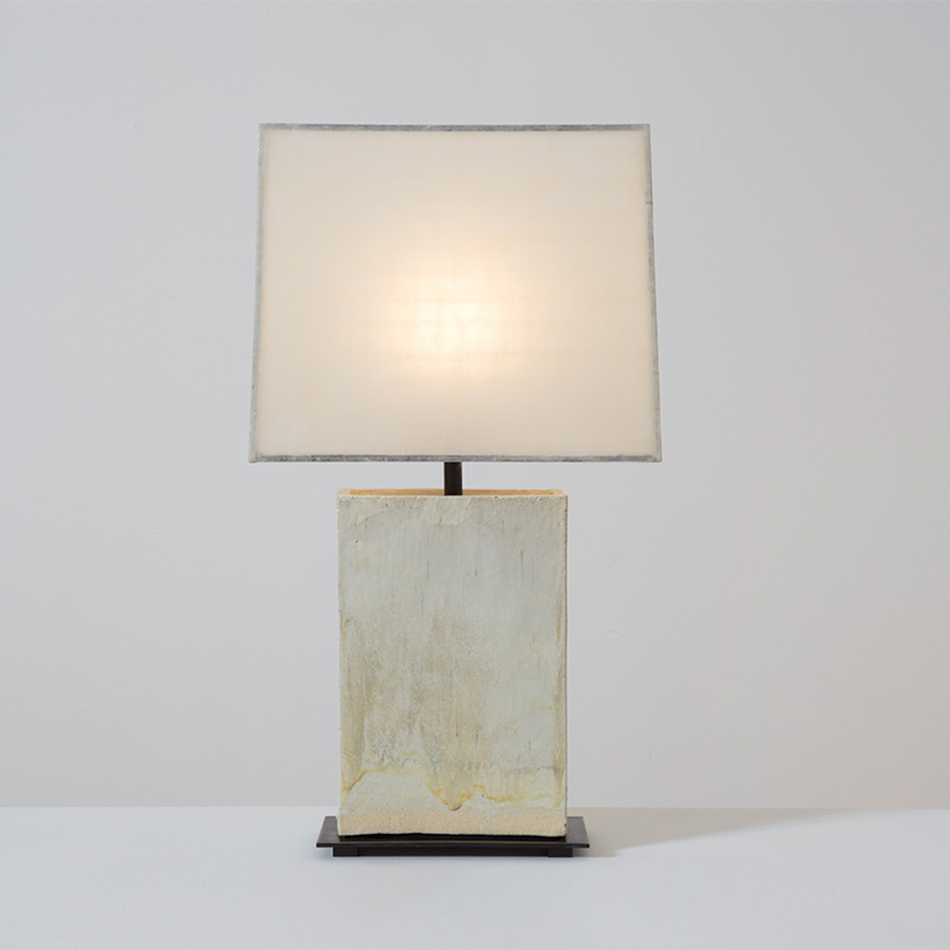 John Wigmore - Rectangular Table Lamp TL023