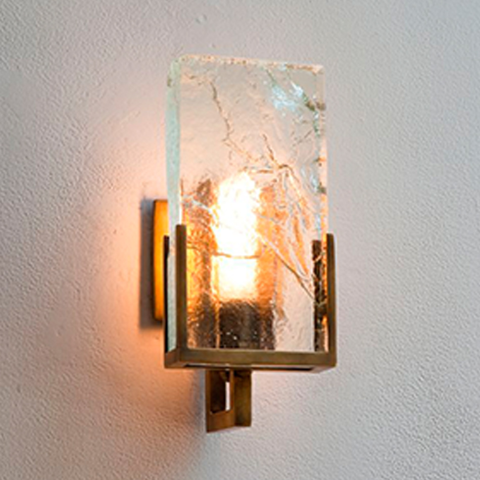 Lianne Gold - Ice Sconce