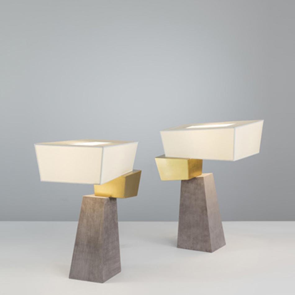 Herve Van Der Straeten - Lampe Intonation 509