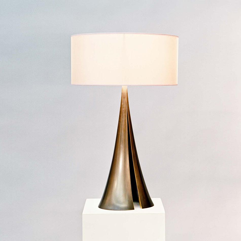 Herve Van der Straeten - Lampe Fendue 264