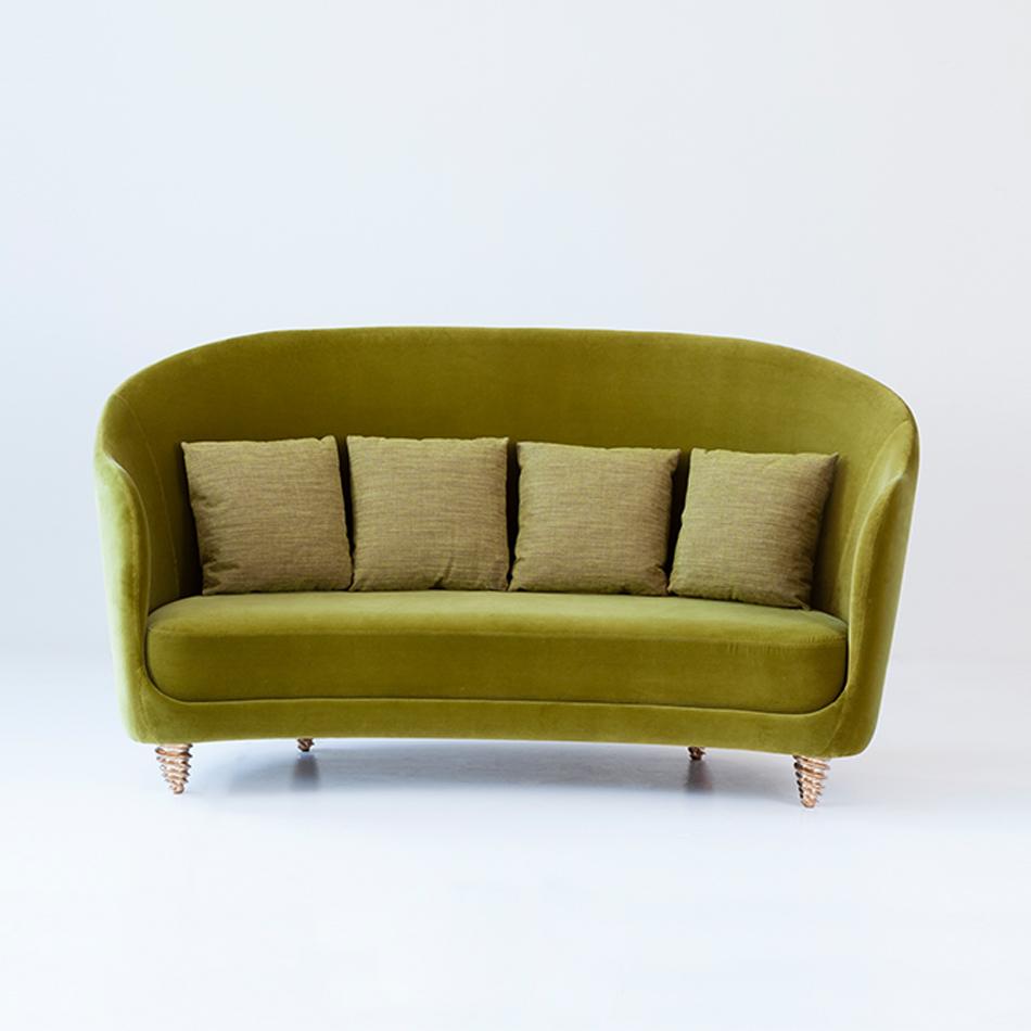 Elizabeth Garouste - Busby Sofa