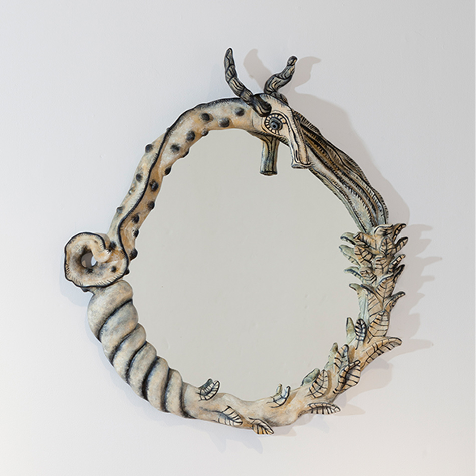 Elizabeth Garouste - Iris Mirror