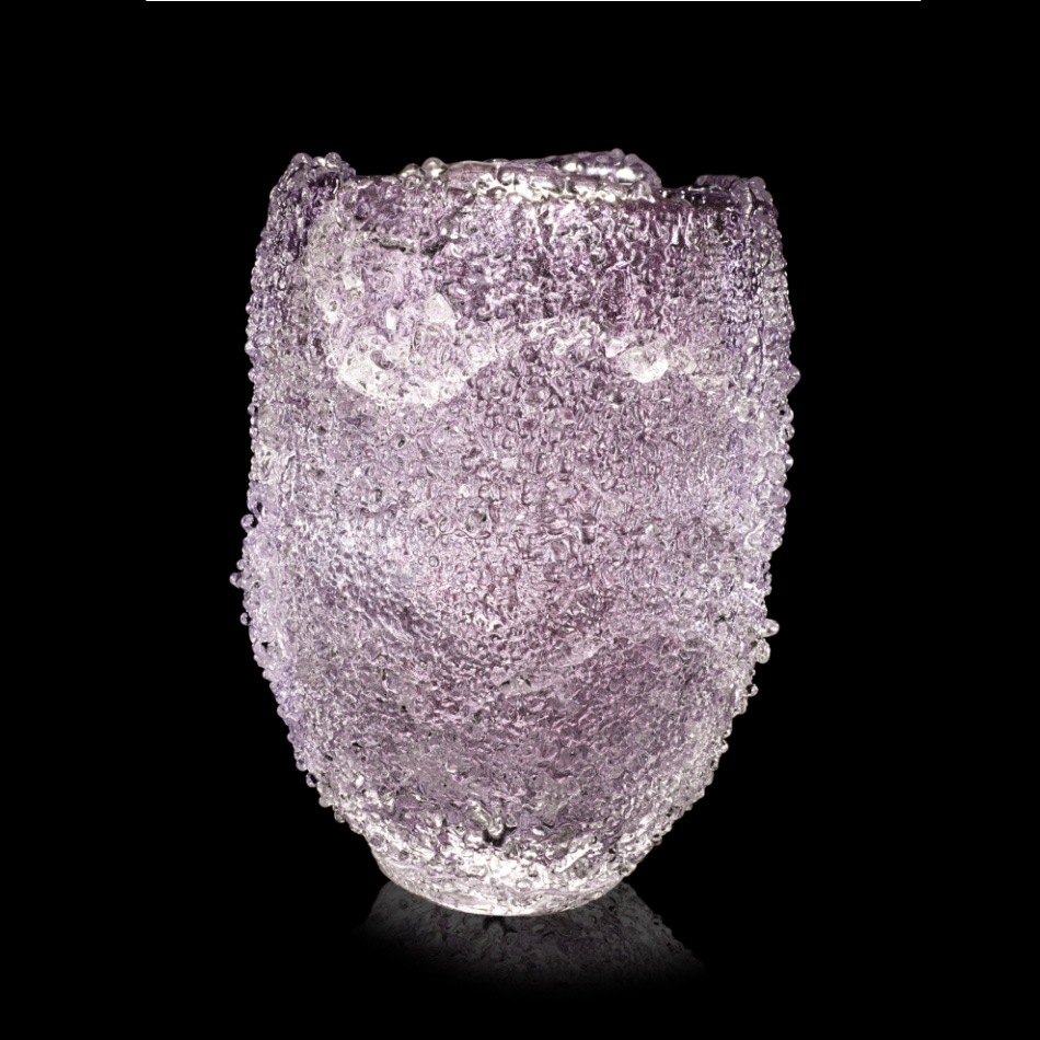 Fabio Maria Micucci - Murano Blown Glass - Alessandrite