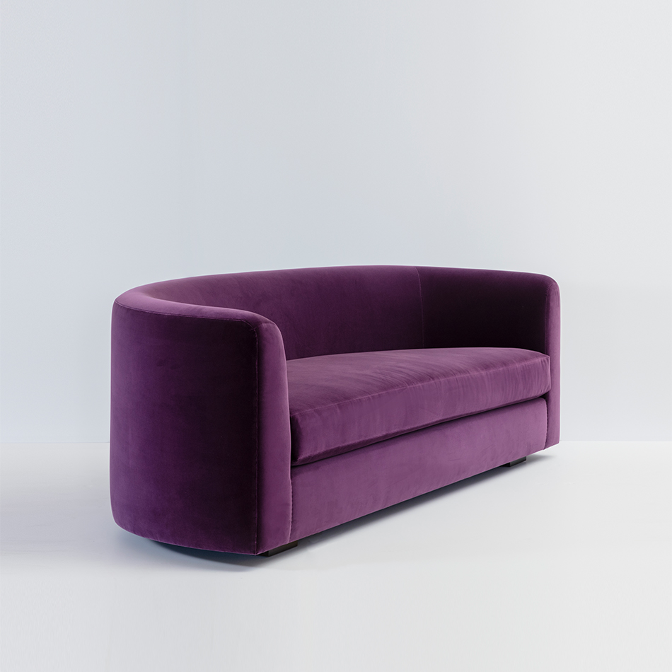 Nina Seirafi - Josselyn Curved Sofa
