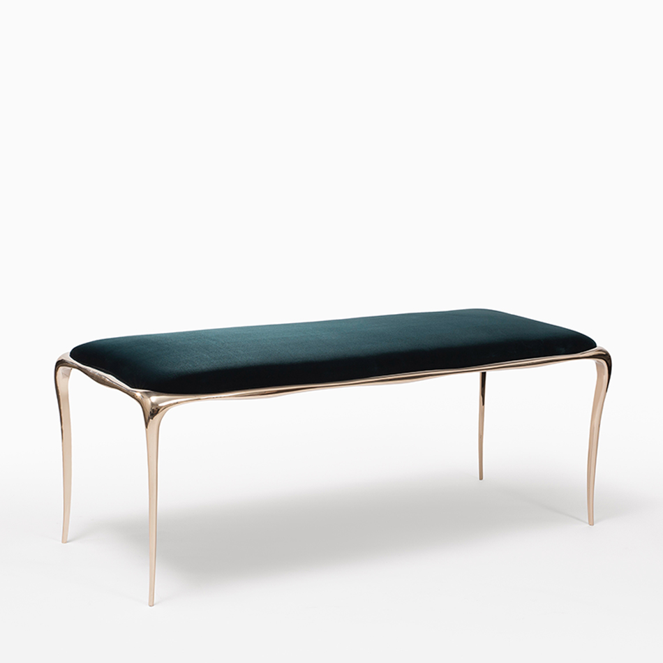 Paul Mathieu - 2 Seat Bench