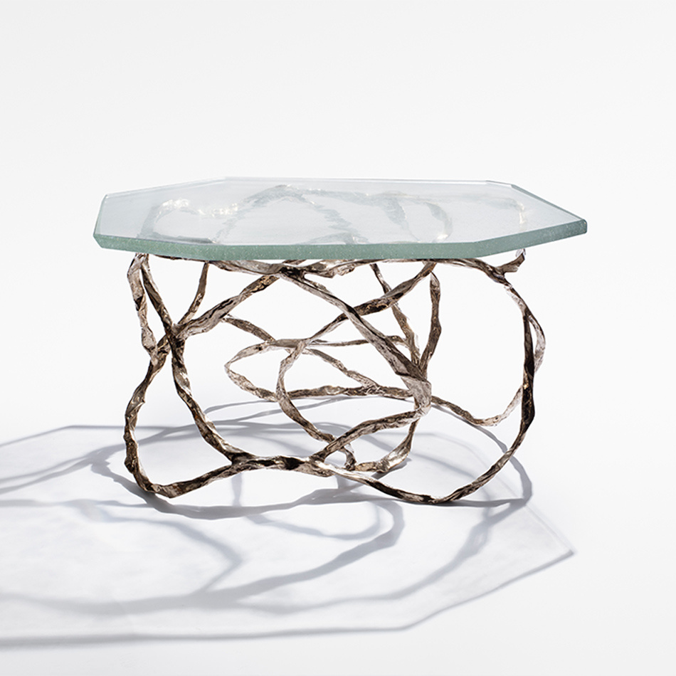 Paul Mathieu - Ruban Center Table
