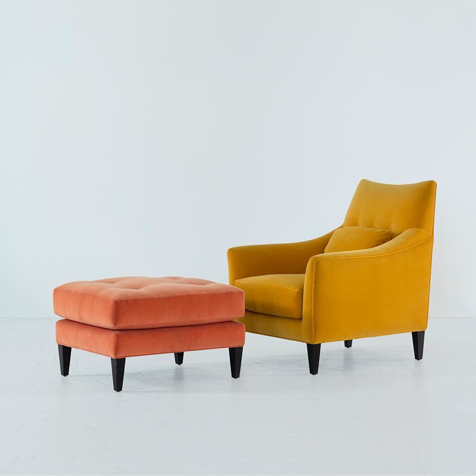 Patrick Naggar - Newton Club Chair