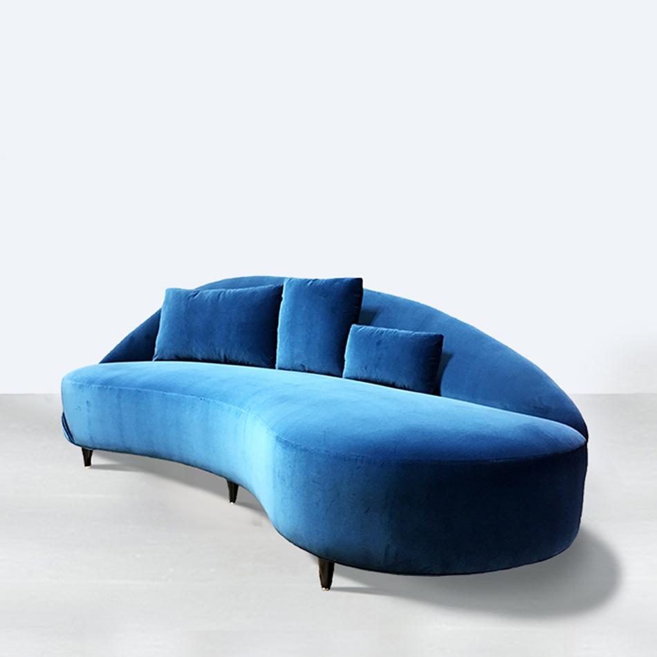 Patrick Naggar - Small Curve Sofa