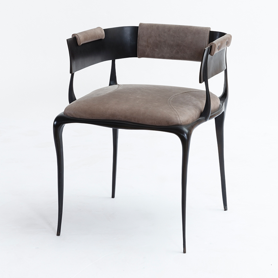 Paul Mathieu - Aria Arm Chair With Padding