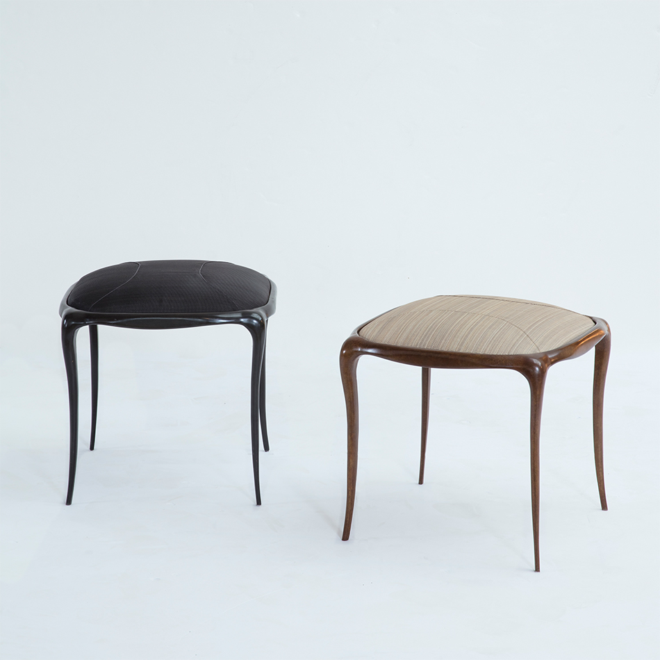 Paul Mathieu - Aria Stools