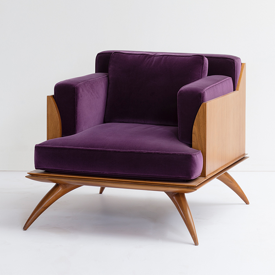 Paul Mathieu - Bianca Club Chair